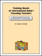 Training Needs of Traveling Teachers