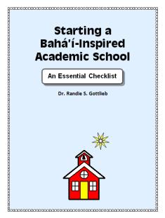 Starting a Bahá'í-Inspired Academic School