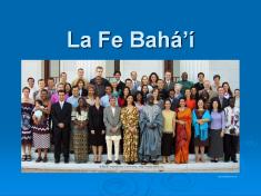 La Fe Bahá'í: Una Introducción