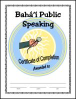 Public Speaking Student Handouts